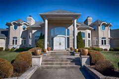 Mansions in impressive custom built home