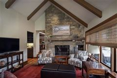 Luxury homes a Warm and welcoming stone home
