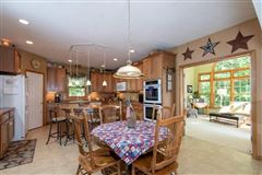 Luxury homes custom home with stunning views