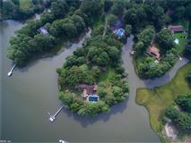 Luxury homes spectacular deep waterfront property