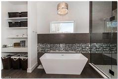 Sleek and unique Euro Modern custom design luxury real estate