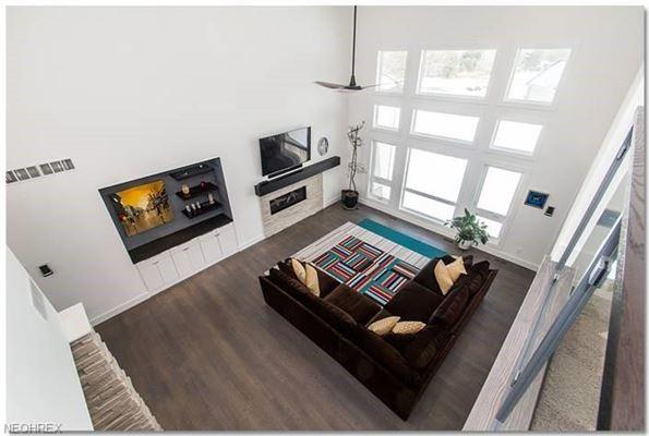 Sleek and unique Euro Modern custom design luxury homes