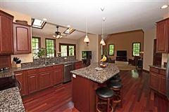Luxury real estate Spectacular Custom built executive brick home