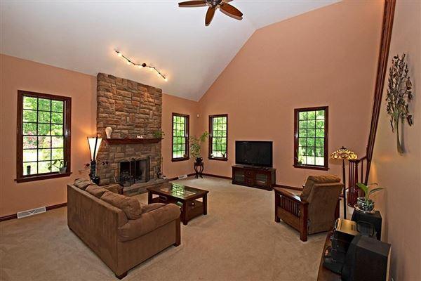 Luxury homes in Spectacular Custom built executive brick home