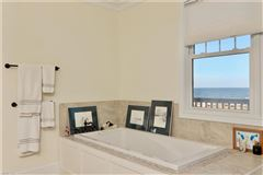 Luxury real estate Stunning home in beachfront gated community