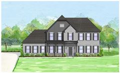 Luxury homes custom new home in Field Brook Farms