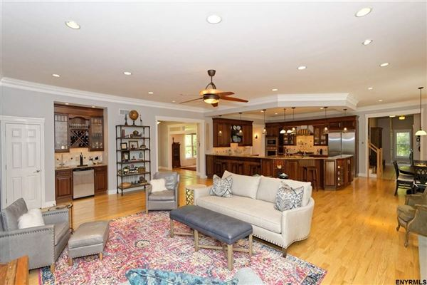 Luxury real estate Exquisite custom home on five-plus private acres