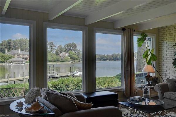 Luxury properties GORGEOUS SWEEPING VIEWS in virginia beach