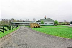 Magnificent equestrian property in schuylerville luxury homes