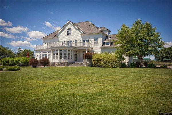 Magnificent equestrian property in schuylerville luxury properties