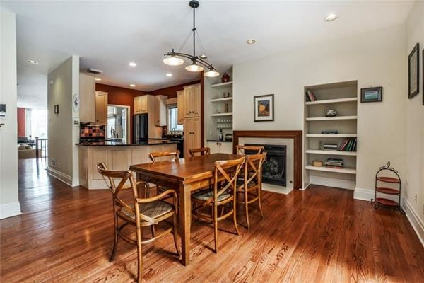 Mansions Picture Perfect Townhome in Shadyside