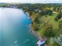 Luxury properties spectacular waterfront property