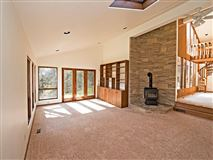 superb home on 29 secluded acres with private lake mansions