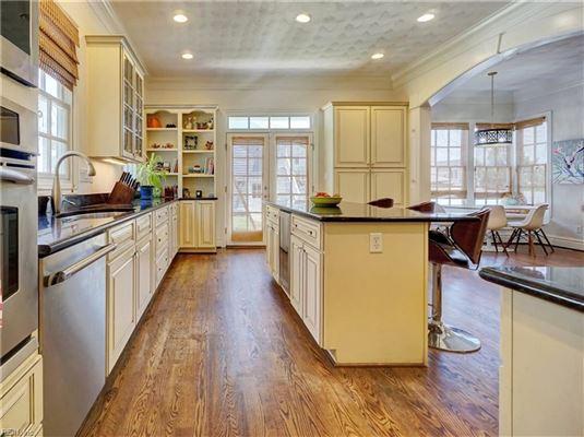 Luxury properties Impressive Colonial Revival home in East Beach