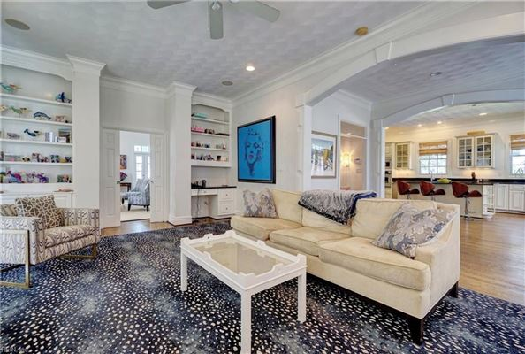 Impressive Colonial Revival home in East Beach mansions