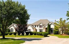 palatial avon lake residence luxury homes