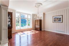 Luxury homes palatial avon lake residence