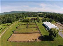 Turn-key equestrian property in Gansevoort luxury real estate