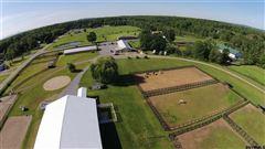Luxury properties Turn-key equestrian property in Gansevoort