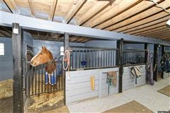 Luxury real estate Turn-key equestrian property in Gansevoort