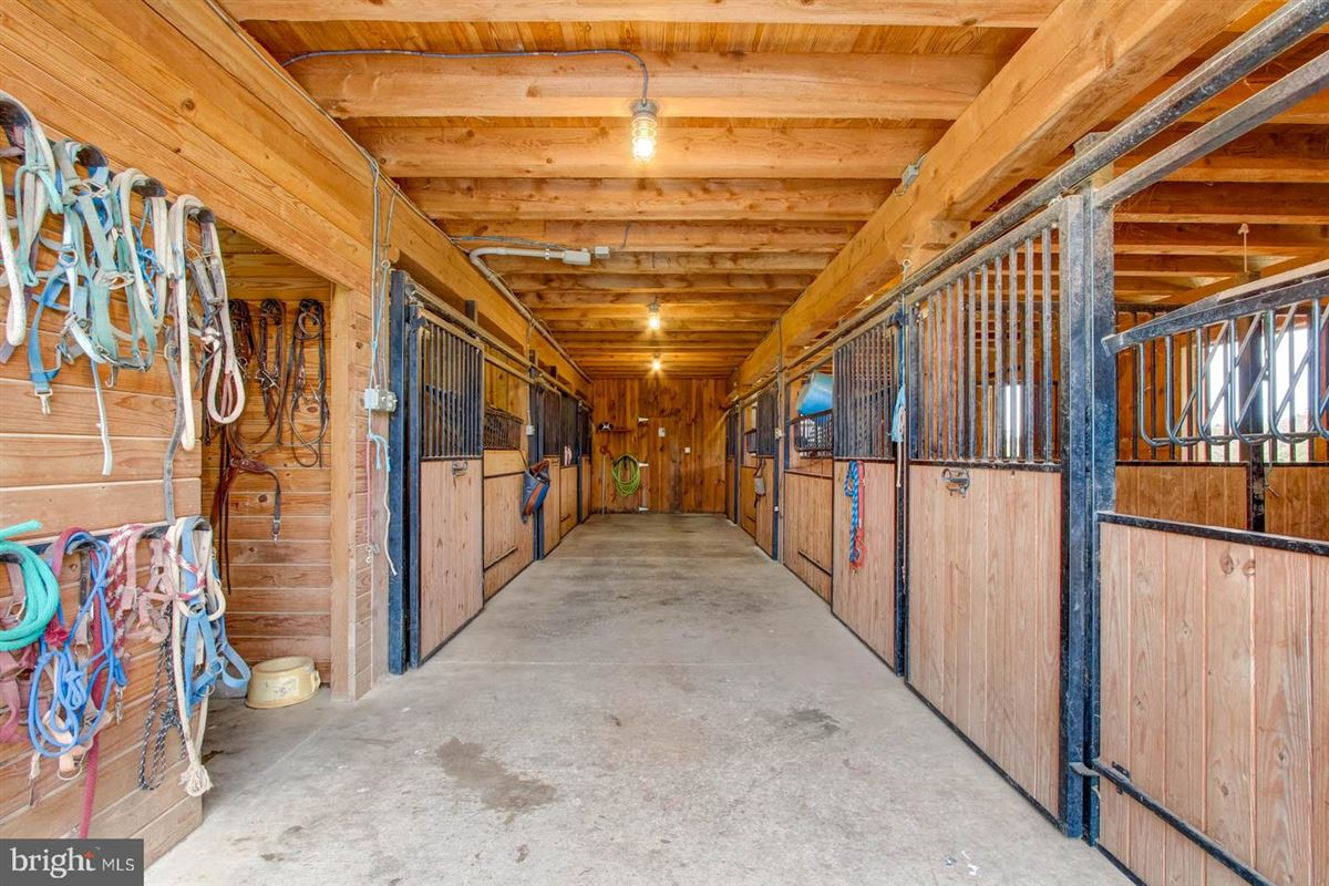 Spectacular and Secluded 17 Acre Horse Farm luxury real estate