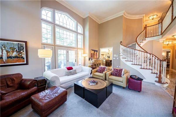 Luxury properties a custom built Sosso home