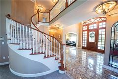 Luxury homes a custom built Sosso home