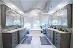 Luxury homes in a custom built Sosso home