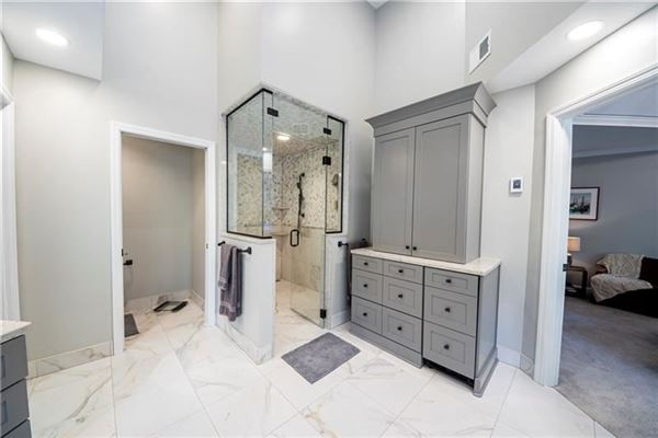 a custom built Sosso home luxury homes