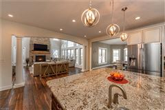 Luxury homes in Modern take on classic French Normandy style