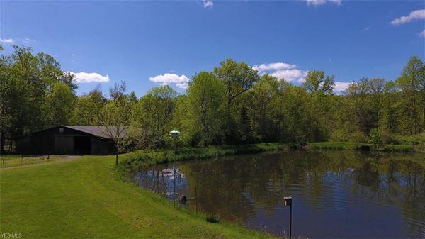 Beautiful setting on 49-plus acres luxury real estate