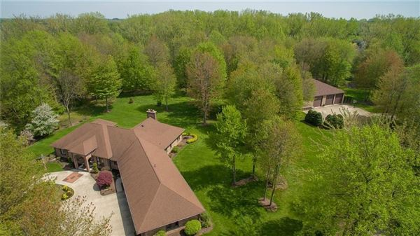 Mansions A rare combination of land, luxury and location