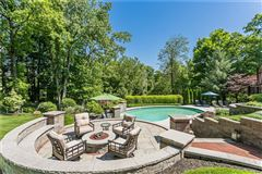 Luxury homes in Palatial all brick estate on a private and peaceful two acre cul-de-sac setting