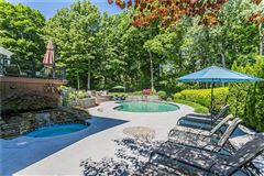 Mansions in Palatial all brick estate on a private and peaceful two acre cul-de-sac setting