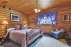 Luxury properties luxury log home on 69 exceptional wooded acres