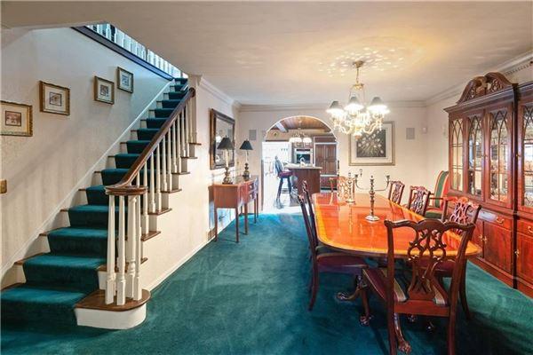 Luxury real estate amazing colonial farmhouse on 46 plus acres