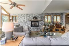 Move-in-ready home on Lake Shannon luxury real estate