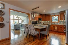 Luxury properties Move-in-ready home on Lake Shannon