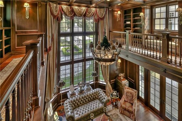a refined home on 133 acres luxury real estate