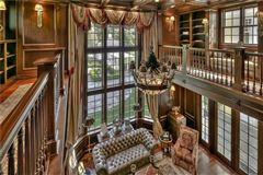 Luxury homes a refined home on 133 acres