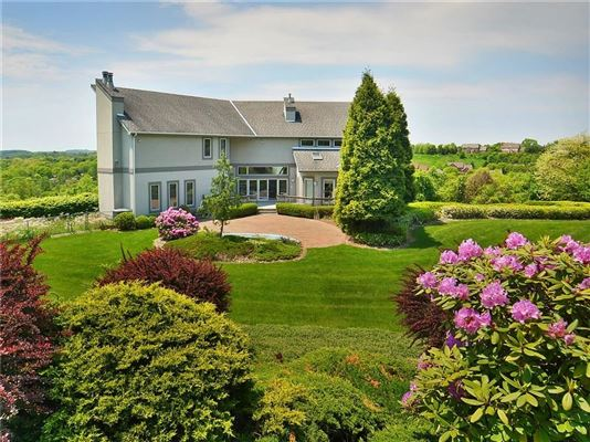 Mansions spectacular home on nearly five acres