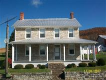 Luxury homes in historic property located in the mt dallas gap