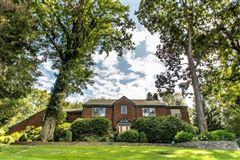 Mansions in elegant historic 1930s Cedar Shingle home