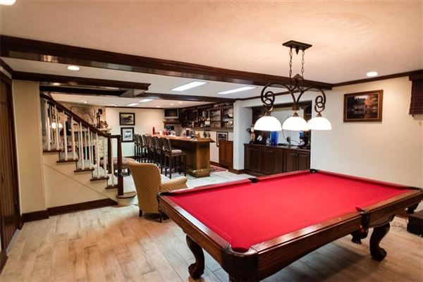 Luxury real estate elegant historic 1930s Cedar Shingle home