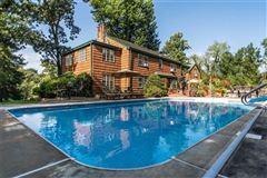 elegant historic 1930s Cedar Shingle home luxury real estate
