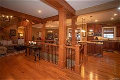 Luxury real estate elegance and comfort
