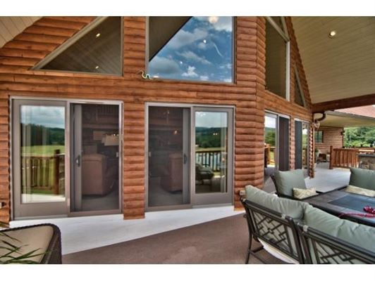 luxurious cedar home on over 57 acres luxury real estate