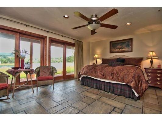 luxurious cedar home on over 57 acres luxury properties