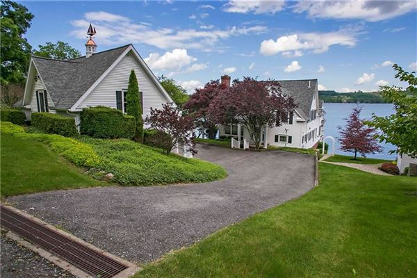 rare year-round lake house luxury homes