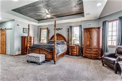 Mansions in exceptionally detailed custom built home